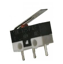 MICRO INTERRUPTEUR 125V 2A levier 3 pin inverseur bouton levier fin de course