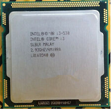 Intel Core i3 Processor i3-530 2.93GHz 4MB LGA1156 CPU