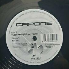 Capone – Tudor Rose (Shimon Remix) / Fusion