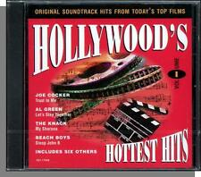 Hollywood's Hottest Hits, Vol 1 (1995) - New 1960's Music, Various Artists CD!