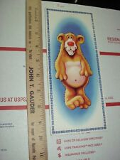 XXX Dirty Birthday Card Greeting comic funny United UCC Bear Sex Hibernate embos