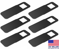6PCS WebCam Cover Slide Camera Privacy Security Protect For Phone Laptop -Lot