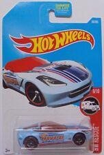 2017 Hot Wheels HW RESCUE 9/10 '14 Corvette Stingray 20/365