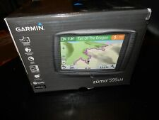Garmin Zumo 595LM 5 Inch Motorcycle GPS with Lifetime Map Updates (NEW) #F255