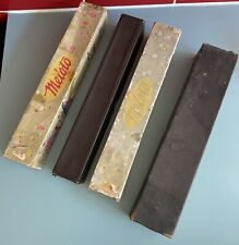 More details for four antique pianola/piano music dance rolls-standard 65 note