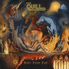 The Quill - Born From Fire [New CD]