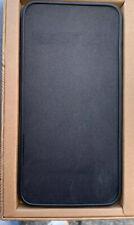 "Nomad Carbon Case 6.5"" IPHONE XS MAX black Rugged TPU rubber Bumper New No Box"