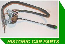 Morris Minor 1000 1962-71 - Green Illuminated INDICATOR FLASHER ARM Switch