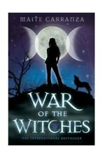 The War of the Witches: Bk. 1 by Carranza, Maite Paperback Book The Fast Free