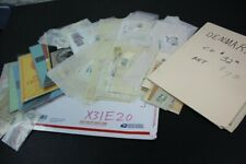 CKStamps : Very Nice Mint & Used Denmark Stamps Collection In Envelopes
