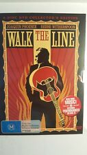 Walk The Line  [2 DVD Set] NEW & SEALED, Region 4, FREE Next Day Post from NSW