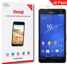 6X Dooqi Matte Anti Glare Screen Protector Guard For Sony Xperia Z3 Compact