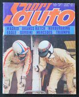 Revue automobile septembre 1967 SPORT AUTO n°68 Brands Hatch Gordini Triumph