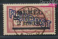 Memelgebiet 44y geprüft gestempelt 1921 Flugpost-Aufdruck (8984207