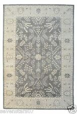 Restoration Hardware Nava Gray 6x9 Brand New Wool $2995 Hand Knotted Rug