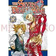 Manga - The Seven Deadly Sins 12 - Star Comics