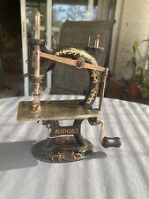 Child's Vintage Midget Sewing Machine