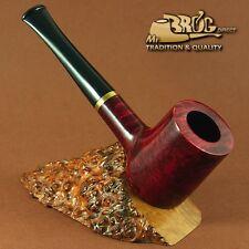 "OUTSTANDING HAND MADE Mr.Brog original smoking pipe rubin smooth "" POKER """