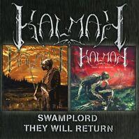 Kalmah - Swamplord / They Will Return [New CD] Holland - Import