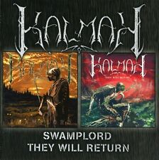 Kalmah - Swamplord / They Will Return [New CD] Holland - Import