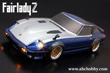 ABC-Hobby 66131 1/10 Nissan Fairlady Z mit breiten Radhäusern (S130)