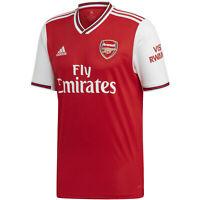 adidas FC Arsenal London Heimtrikot 2019/2020 Herren Home Jersey rot/weiß EH5637