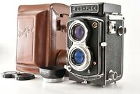 【Opt MINT in Case】 RICOHFLEX VI TLR Film Camera 80mm F3.5 Lens From JAPAN 523Y