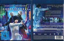 GHOST IN THE SHELL (2017) --- Blu-ray --- Mangaverfilmung --- Scarlett Johansson