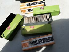 SLIDE MAGAZINES PRINZ AND BOOTS