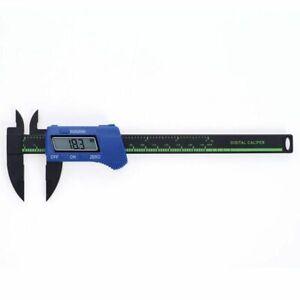 Digital Caliper Scale Ruler Carbon Fibers Electronic Micrometer Measuring Tools