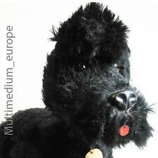 Bigo Bello Pudel hund Schuco schwarz selten Sammlerstück