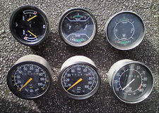 Saab 95/96 V4 (1969-76) speedometer & fuel/temperature gauges