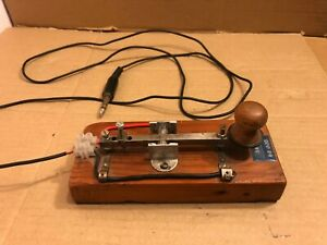 Morse Coder / Single Paddle Morse Key