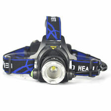 5000LM XM-L XML T6 LED Headlamp Headlight flashlight 18650 head light lamp LM
