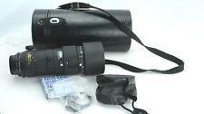 Nikon AF Nikkor 300mm 1: 4 ED, FX , GUT