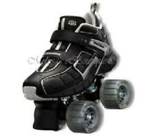 size 5 youth SKECHERS 4 WHEELER ROLLER SKATES skate quad derby childrens