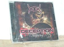 DECEPTION~~Bring into Being {Brand New CD} SEALED