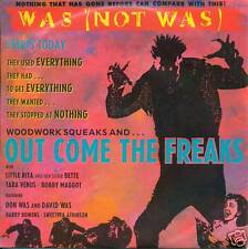 """WAS (NOT WAS) OUT COME THE FREAKS AGAIN 7"""" S3035"""
