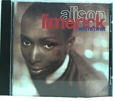 "Alison Limerick - with a twist cd - ""no back insert"""