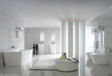 """Acrylic Bathtub - Freestanding - Soaking Tub - Modern Bathtub -  Castelle - 60"""""""