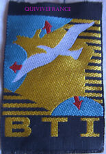 IN13058 - PATCH Base de Transit Interarmées, BTI