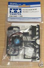Tamiya 45063 TFU-01 Esc Unidad de ventiladores de refrigeración (TBLE - 02S/TEU105BK/TEU-106K), nuevo en paquete