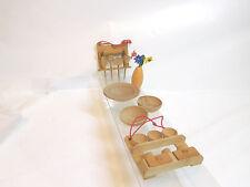 MES-52157Neuzeitliches Holz Puppenküchen-Zubehör H:Wandbord ca.45mm