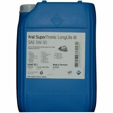 20 Liter Aral SuperTronic LongLife III 5W-30