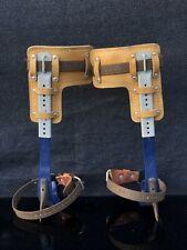 Klein Tools Lineman 8210 Pole & Tree Climbing Mint