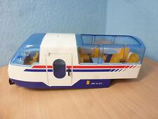 1x Eisenbahn RC Train Schnellzug Kanzel Chassi 4016 Playmobil 087