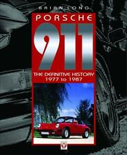 Porsche 911 The Definitive History 1977-1987 - Brian Long - ISBN 9781903706367
