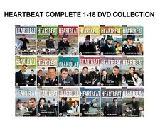 HEARTBEAT COMPLETE 1-18 DVD COLLECTION All Season William Simon UK Rele New R2