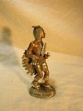 New listing Masterworks fine pewter Kiowa Dancer- 1990