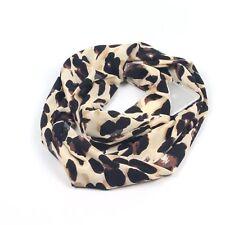 Women Winter Convertible Infinity Scarf with Pocket Loop Zipper Pocket Scarve